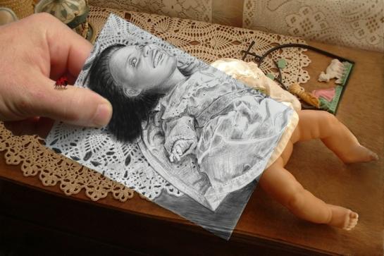 la poupée de Marion