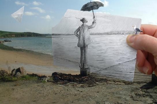 Jacques Tati au valion